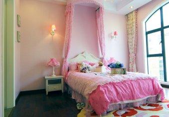 徐州田园风格儿童房设计