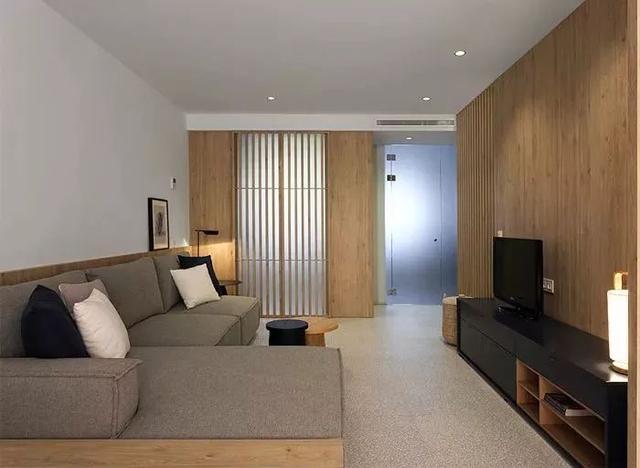 徐州装修设计_50平的极简小户型二居室 真的很简单